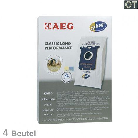 AEG Electrolux 3 Staubsaugerbeutel E210B s.bag ultralong performance