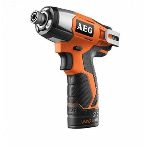 AEG Visseuse a choc BSS12C-0 - 12 V - 115 Nm