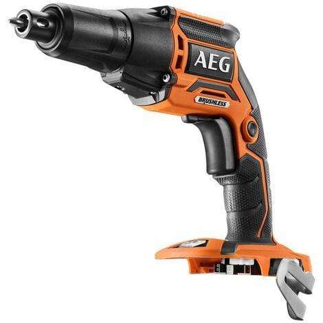 AEG - Visseuse plaquiste Brushless 18 V sans batterie ni chargeur 5 Nm - BTS18BL-0