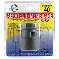 Aérateur à membrane Ø32-40-50 - INTERPLAST