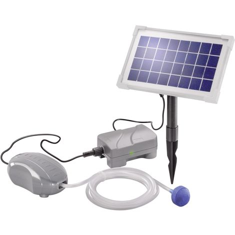 Aérateur de bassin solaire 120 l/h Esotec 101872 S38805