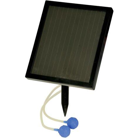 Aérateur de bassin solaire Hozelock 3537 0000 noir, bleu