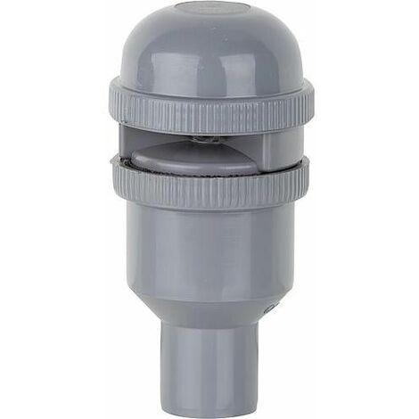 Aerateur de tuyau NW 50/32 Couleur : gris