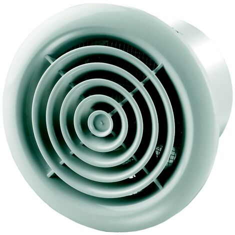 Aérateur extracteur d'air 100 PF - 100mm - Winflex Ventilateur
