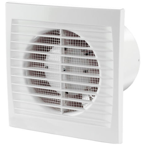 """main image of """"Aérateur / Extracteur d'air silencieux + Capteur d'humidité + Timer 100mm - Winflex Ventilation"""""""