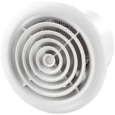 Aérateur / Extracteur d'air 100mm - Winflex Ventilation