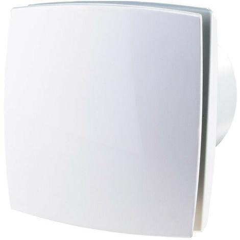 Aérateur / Extracteur d'air + Capteur d'humidité + Timer 150mm - Winflex Ventilation