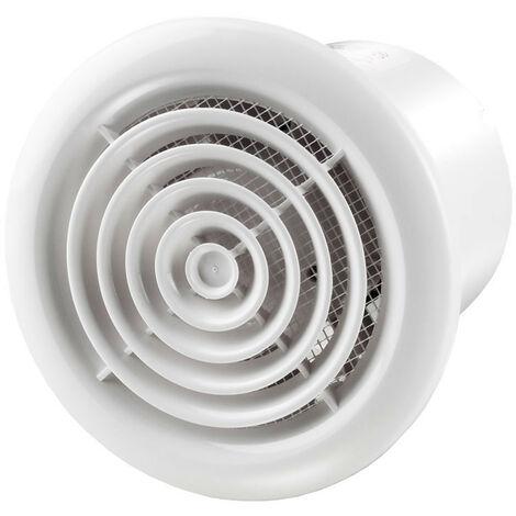 Aérateur / Extracteur d'air Turbo 125mm - Winflex Ventilation