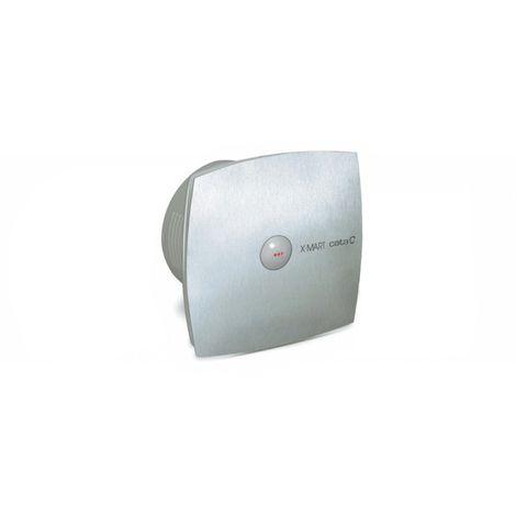 Aérateur extracteur X-MART MATIC 10cm Standard Inox CATA