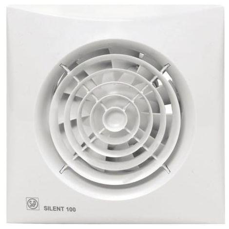 Aérateur VMP ultra-silencieux Séries SILENT 100, 200 et 300