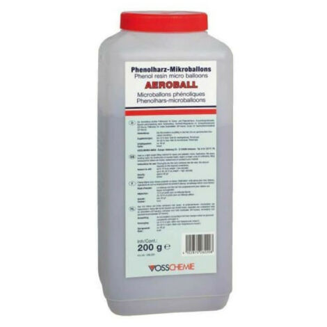 Aeroball lightweight filler for SOLOPLAST epoxy resins