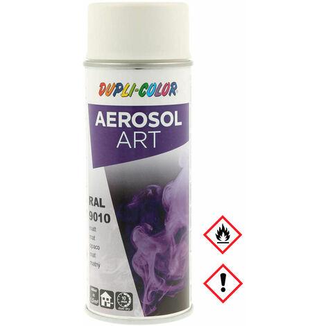 Aerosol Art RAL 9010 matt