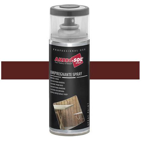 Aérosol de lasure Teck 400 ml - Teck