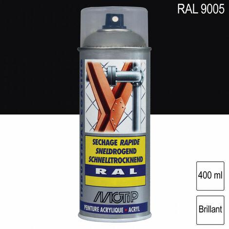Aérosol de peinture RAL MOTIP - plusieurs modèles disponibles