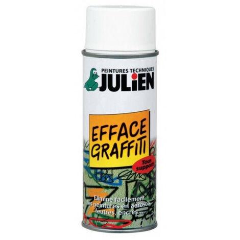 Aérosol efface graffiti tous supports JULIEN 400 ml