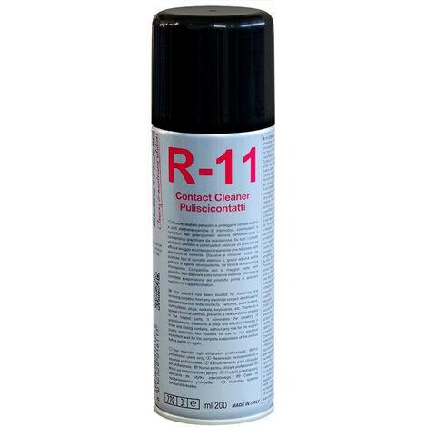 Aerosol Limpiador Elimina OXIDO En Contactos R-11