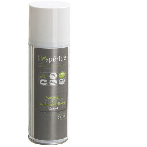 Aérosol nettoyant et imperméabilisant - 200 ml - Toile polyester - Gris