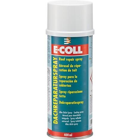 Aérosol réparation de toit 400ml aérosol E-COLL (Par 12)