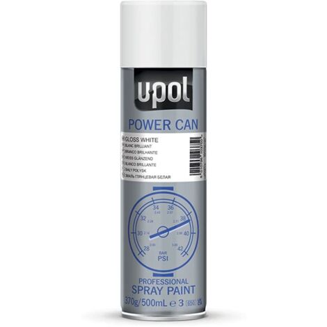 AEROSOL U-POL POWER CAN 500 ML