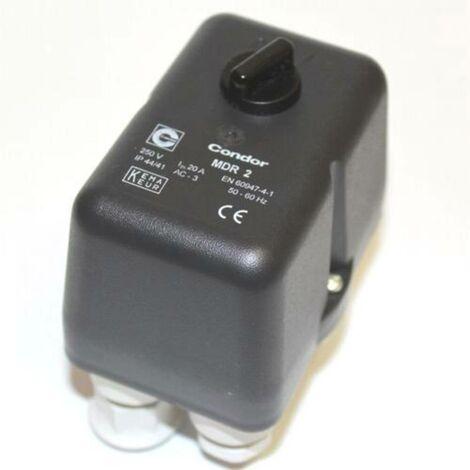 Aerotec 9063018 Interrupteur à pression pour air comprimé 1 pc(s)