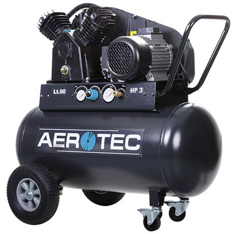 Aerotec Kompressor 450-50 Black Edition TechLine
