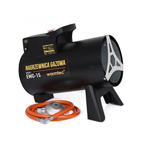 Aérotherme au gaz 15kW, 15000W, 230V, EWG15000