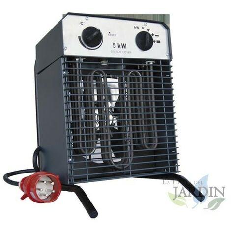 Aérotherme électrique 5000W 26x40x40 cm