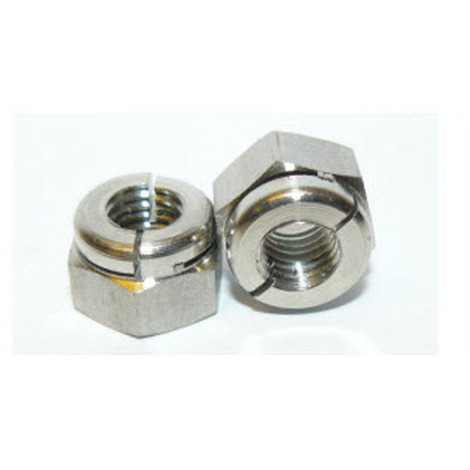 Aerotight Self-locking nuts (A2 Stainless)