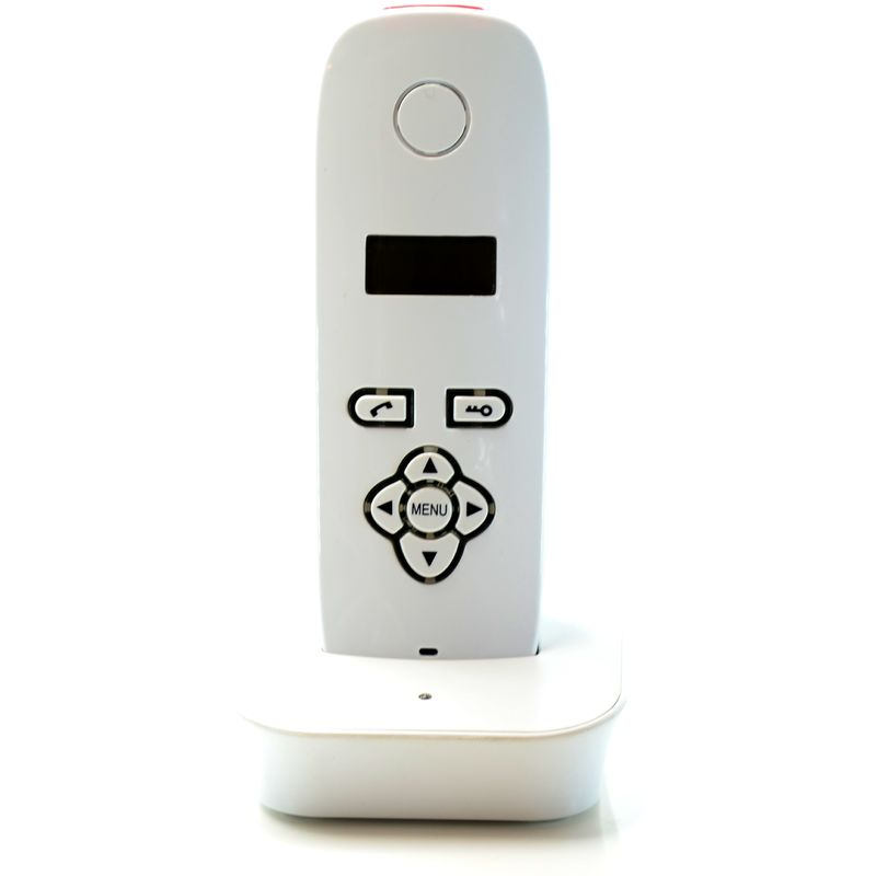 Image of 603-EH   Extra Handset for Wireless audio intercom system - AES