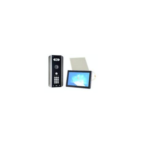AES PRED2-WIFI-ABK-MONITOR 1 | AES WiFi / LAN Video Intercom with keypad