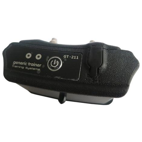 Aetertek GT-211 Receptor y Collar adicional de entrenamiento para perros, funciona con batería, con 3 funciones y 10 niveles de intensidad