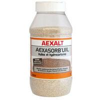 Aexalt - Absorbeur d'huiles et d'hydrocarbures 1L