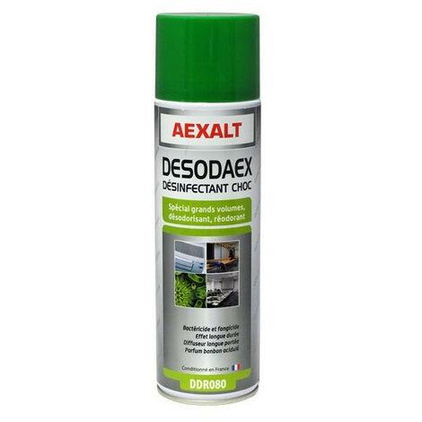 Aexalt - Aérosol désinfectant surodorant 650 ml DESODAEX