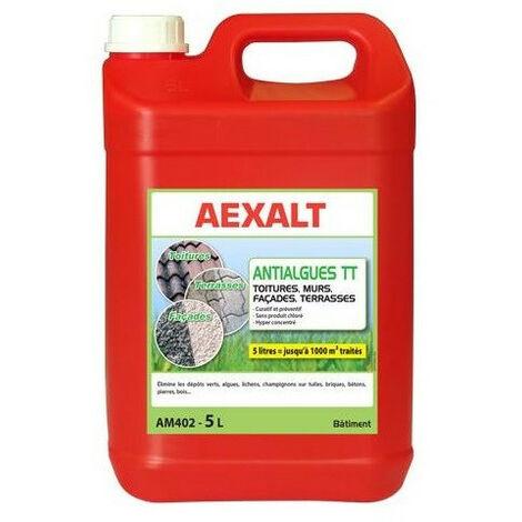 Aexalt - Anti-mousse toitures et terrasses 5 L ANTIALGUES TT - TNT