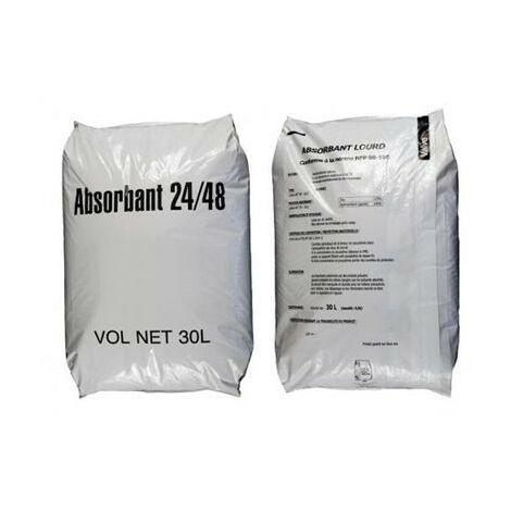 Aexalt - Argile naturelle (montmorillonite) calcinée sac 0 L ABSORBAEX
