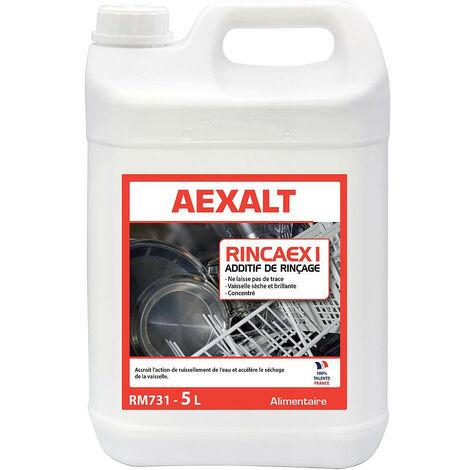 Aexalt - Bidon de 5 L additif de rinçage très concentré - RINCAEX