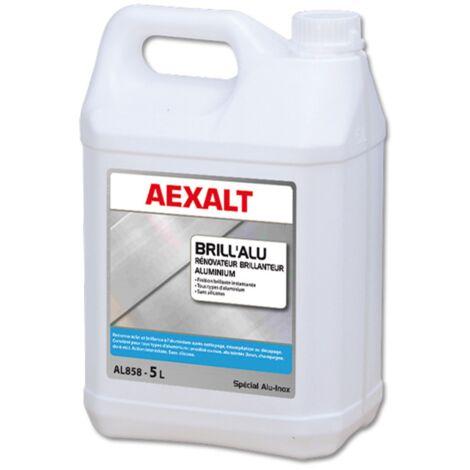 """main image of """"Aexalt - Bidón de 5 L de abrillantador especial para el aluminio BRILL'ALU"""""""