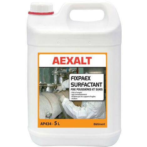 Aexalt - Bidon de 5 L fixe poussières et suies FIXPAEX SURFACTANT