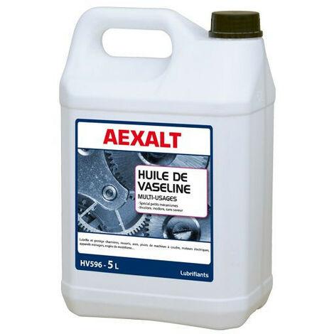 Aexalt - Bidon de 5 L huile de vaseline spécial petits mécanismes