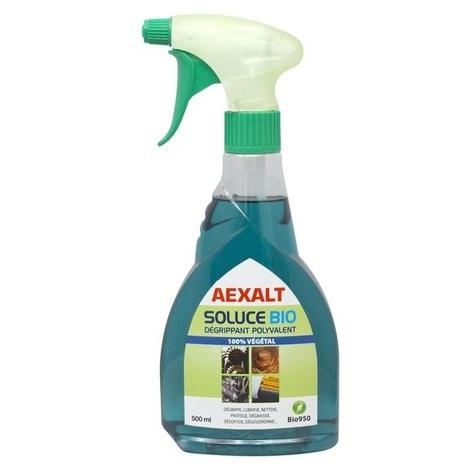 Aexalt - Dégrippant lubrifiant multi-fonctions Aérovap 500 ml SOLUCE BIO