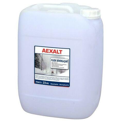 Aexalt - Fluide déverglaçant 20 L prêt à l'emploi