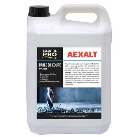 Aexalt - Huile de coupe soluble 5 L ESSENTIEL PRO
