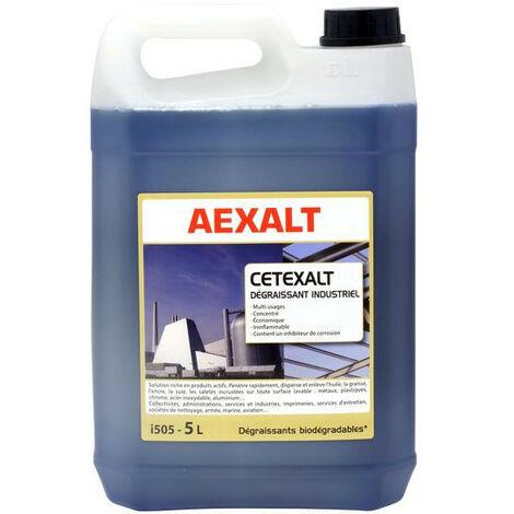 Aexalt - Nettoyant dégraissant industriel polyvalent 5 L - CETEXALT