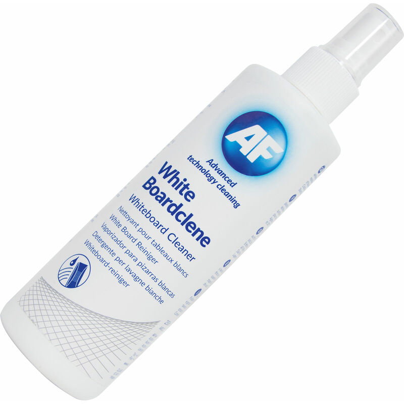 Image of BCL250 Whiteboard Cleaner Pump Spray 250ml - AF