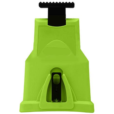 Affilacatene, utensile affilacatena veloce, verde