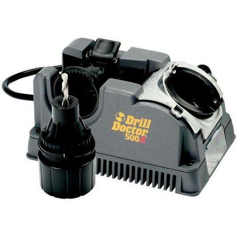 Affilapunte DD500X per punte da 2 a 13 mm in valigetta ABS completo di mandrino istruzioni e DVD