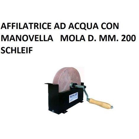 Mola Ad Acqua Prezzo.Affilatrice Ad Acqua Mola Ad Umido Arenaria A Mano Con Manovella