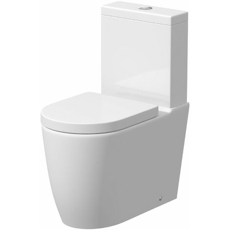 Affine Bordeaux Close Coupled Toilet & Soft Close Seat