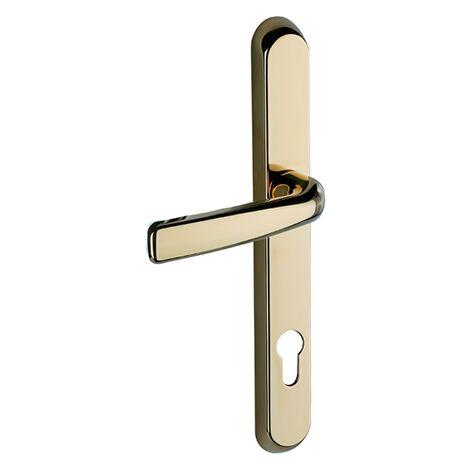 AFFINITY DOOR HANDLES - LEVER/LEVER - 6 COLOURS