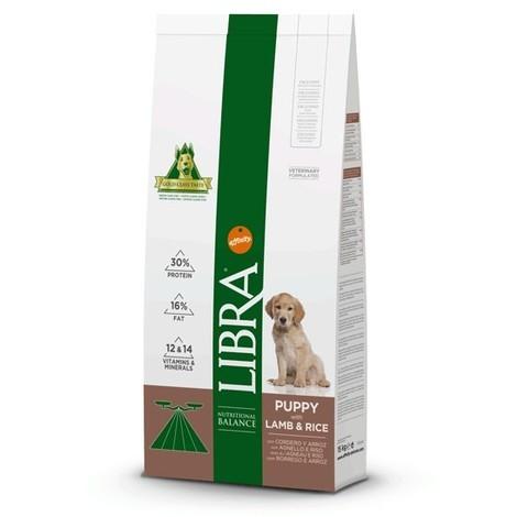 Affinity Libra Dog Puppy Cordero 15 kg